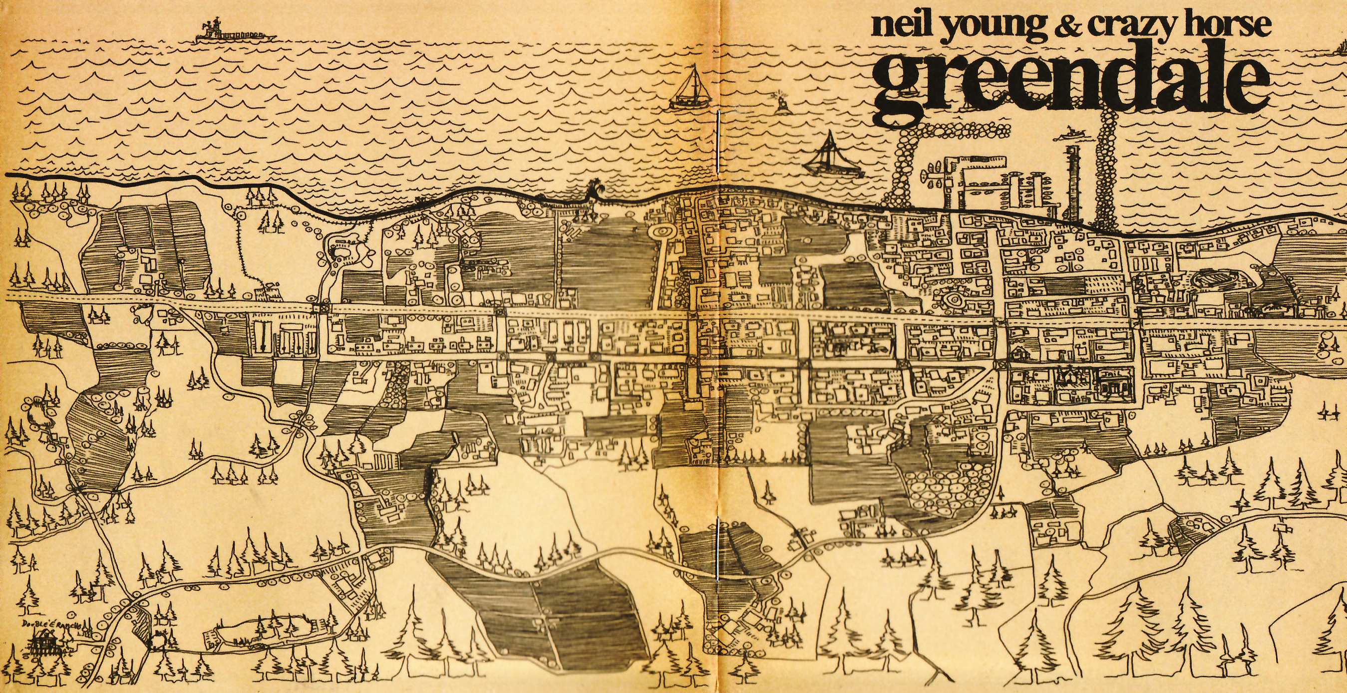 Neil Young & Crazy Horse – Greendale – GIZMO