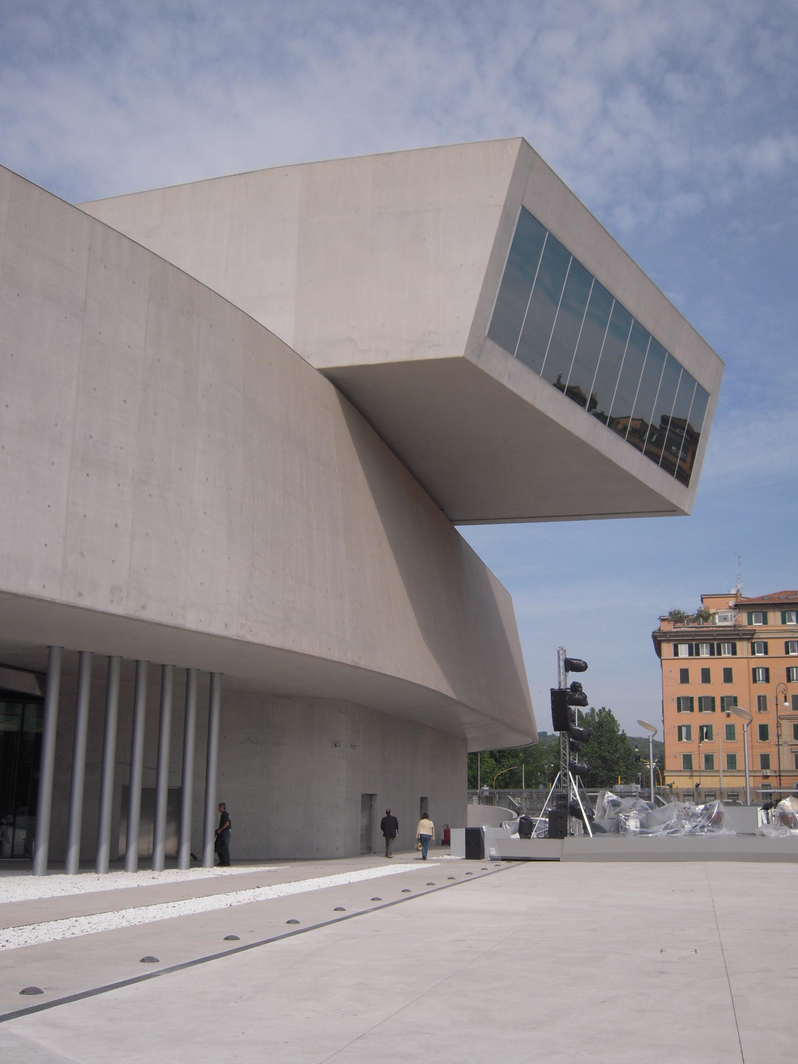 gizmo architecture research criticism books and newsForBiblioteca Maxxi