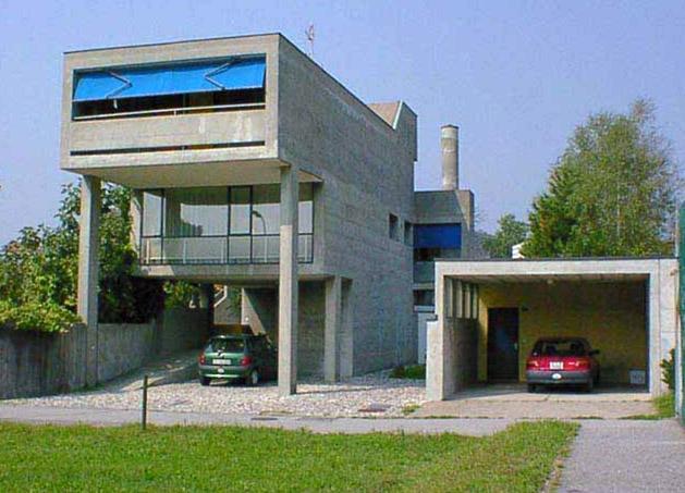 Casa unifamiliare, stabio, svizzera 1965-67