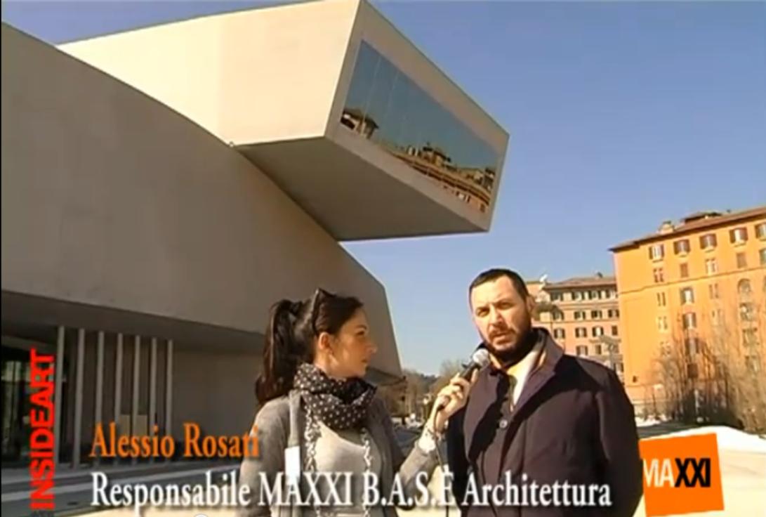 Opening al MAXXI BASE