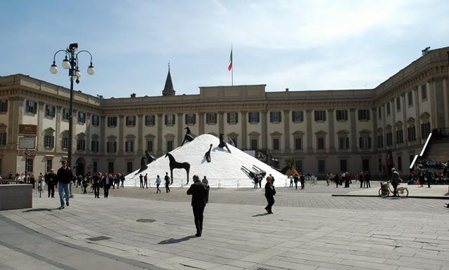 Mimmo Paladino a Palazzo Reale