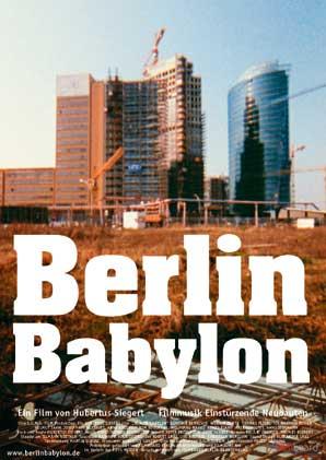 Hubertus Siegert, Berlin Babylon, 2001