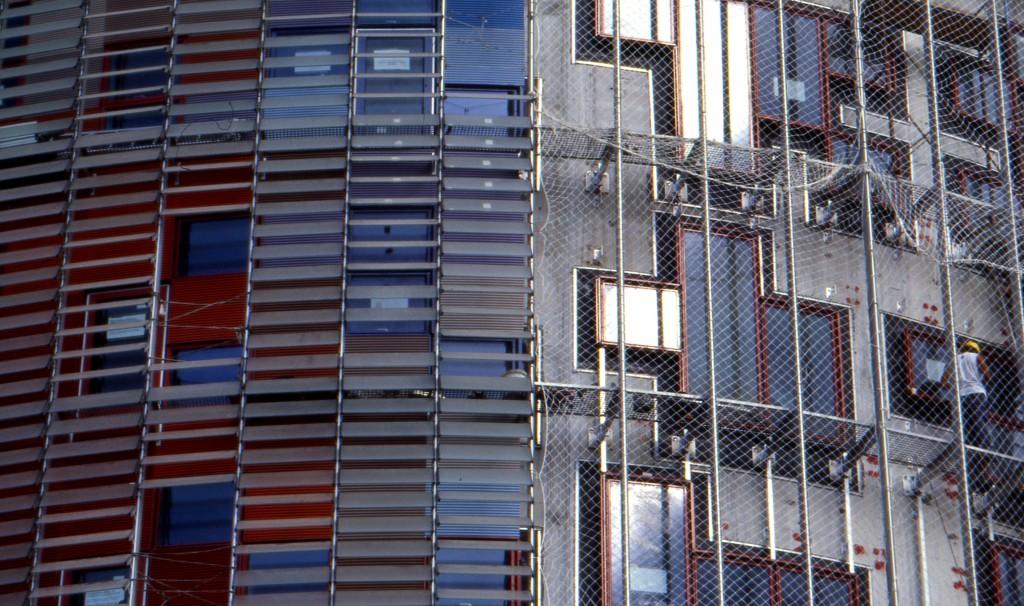 Jean Nouvel, Torre Agbar, Barcellona 2004 ©arch. Sergio Catrini