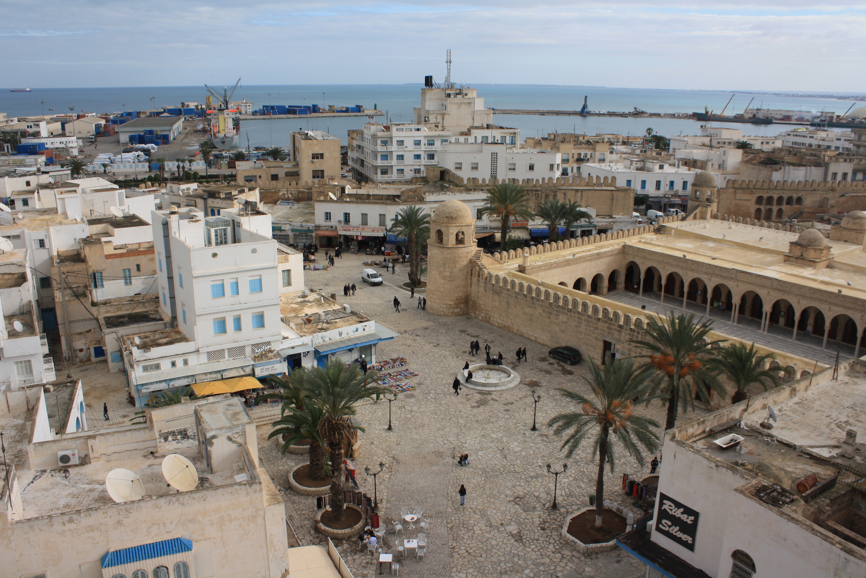 Postcard from Tunisia