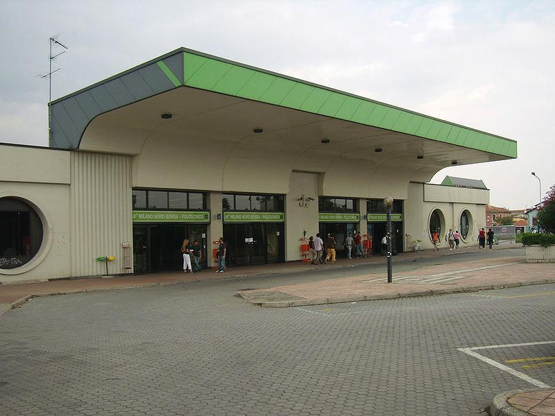 Stazione Passante Ferroviario, Bovisa