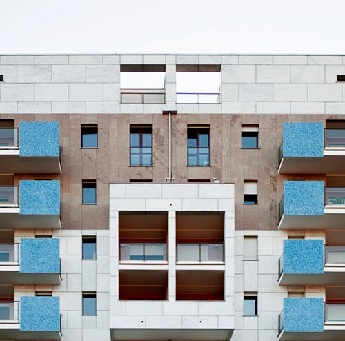 Studio Ticozzi, Residenze a Porta Vittoria, Milano