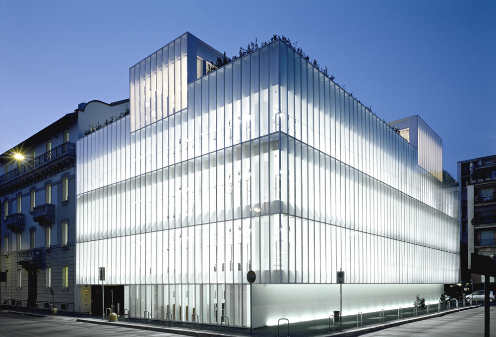 Piuarch, D&G Headquarters, Milano 2006