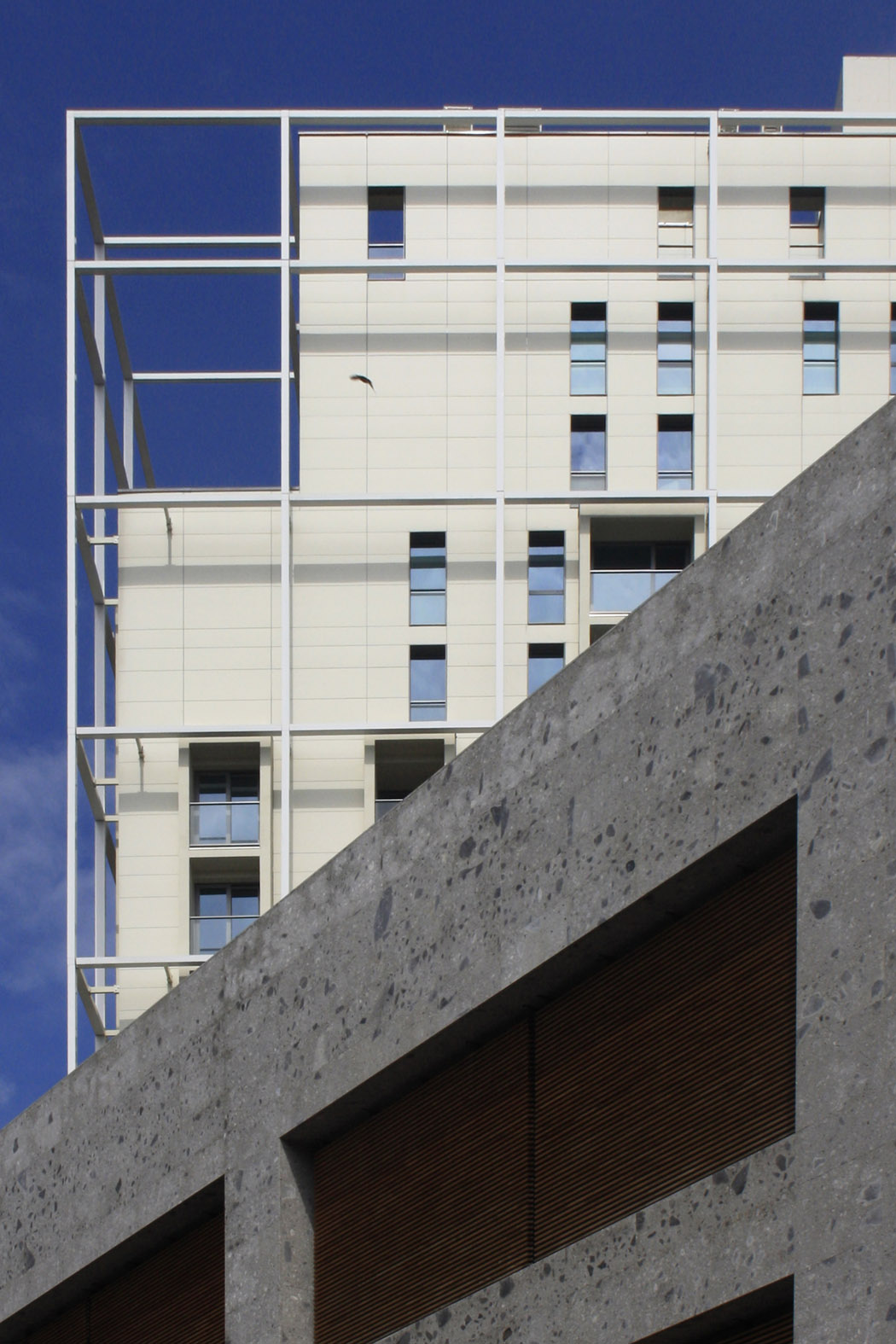 Citterio e Viel and partners, Abitazioni in via Lomazzo, Milano 2012 © Erica Gerosa