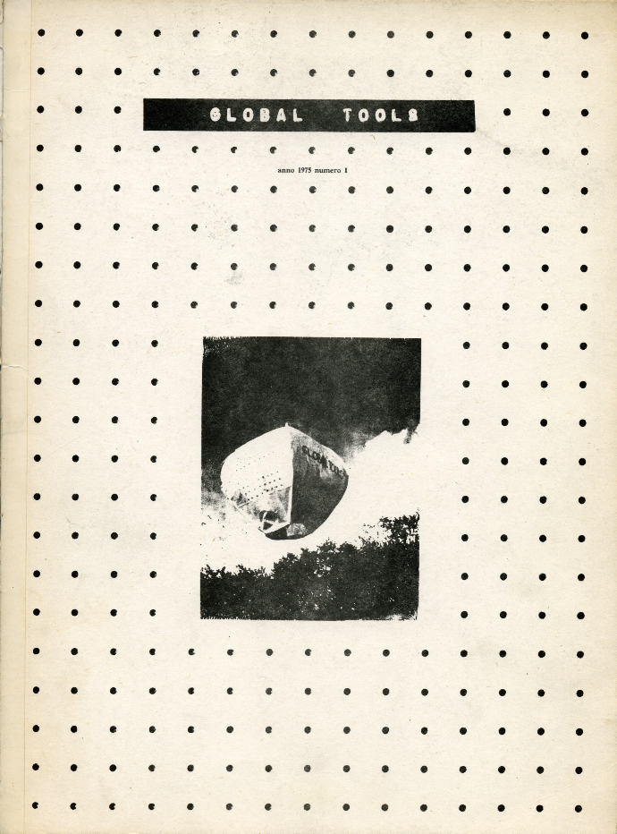 Global Tools, Bollettino n.2, 1975
