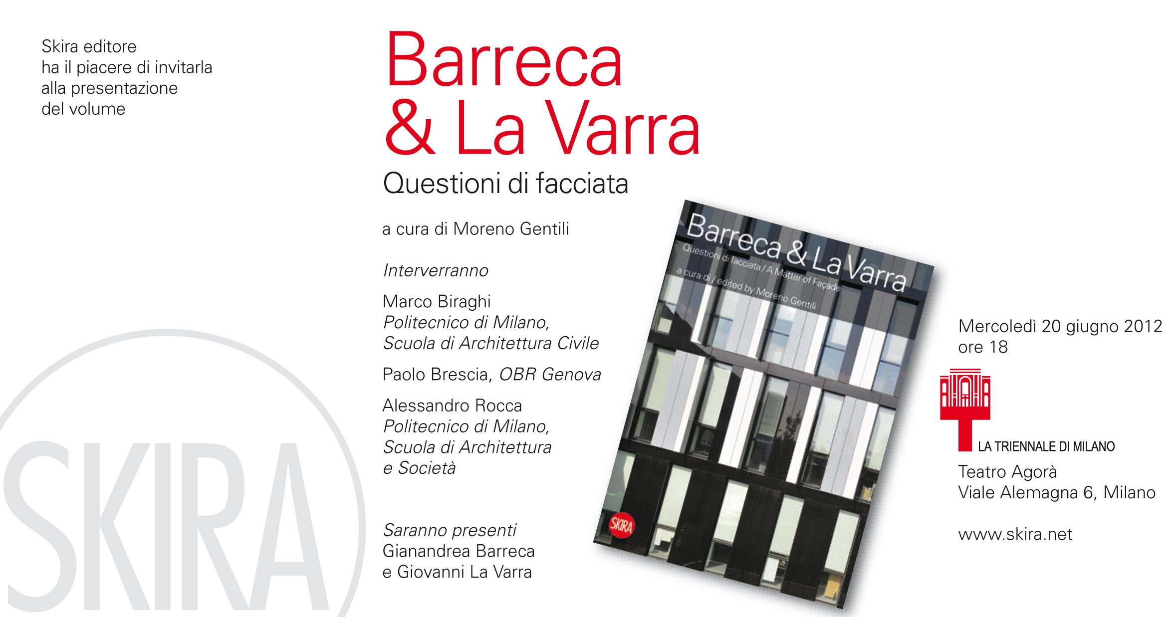 Barreca & La Varra | Questioni di facciata