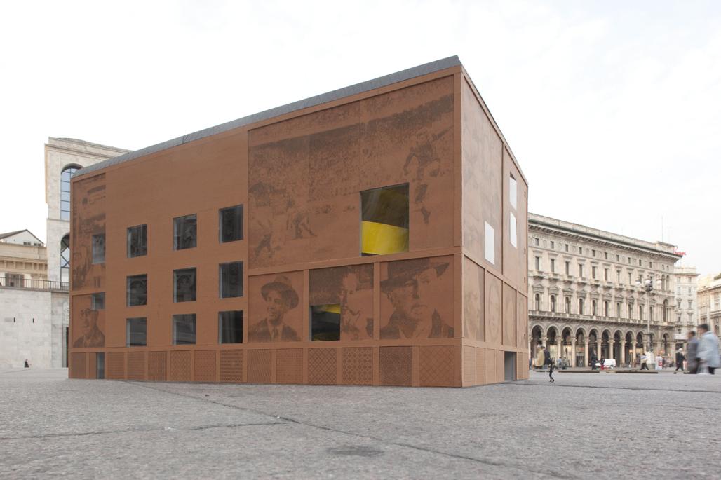 Casa della Memoria by Baukuh