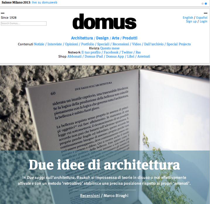 Due idee di architettura gizmo Idee architettura