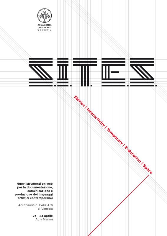 S.I.T.E.S. - Venezia, 23 e 24 aprile