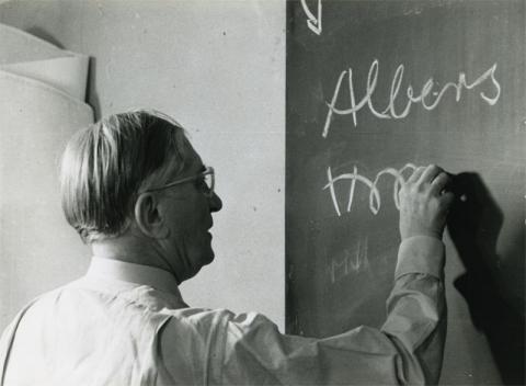 Josef Albers a Milano