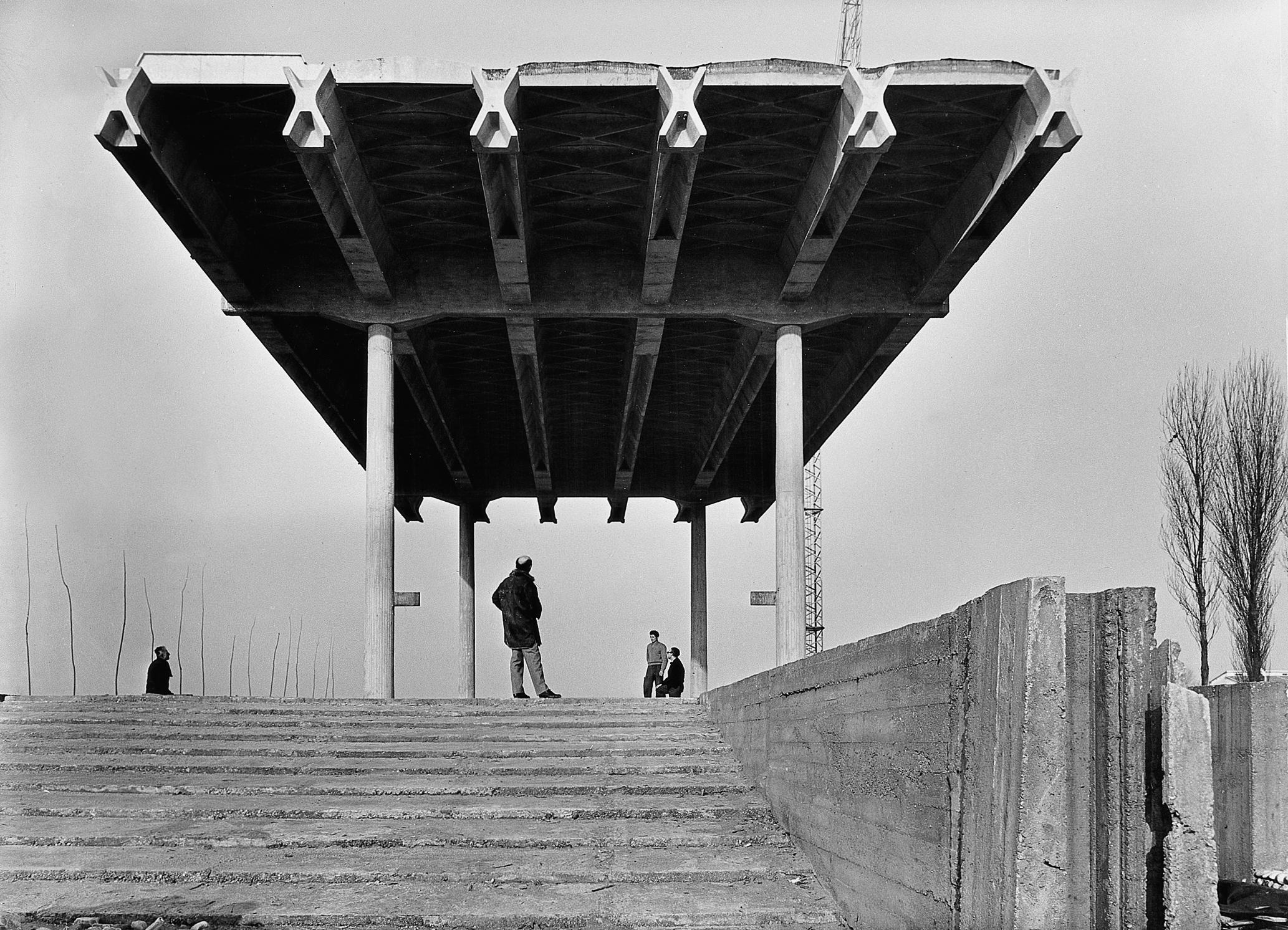 GIZMO » Architecture: research, criticism, books and news » angelo mangiarotti