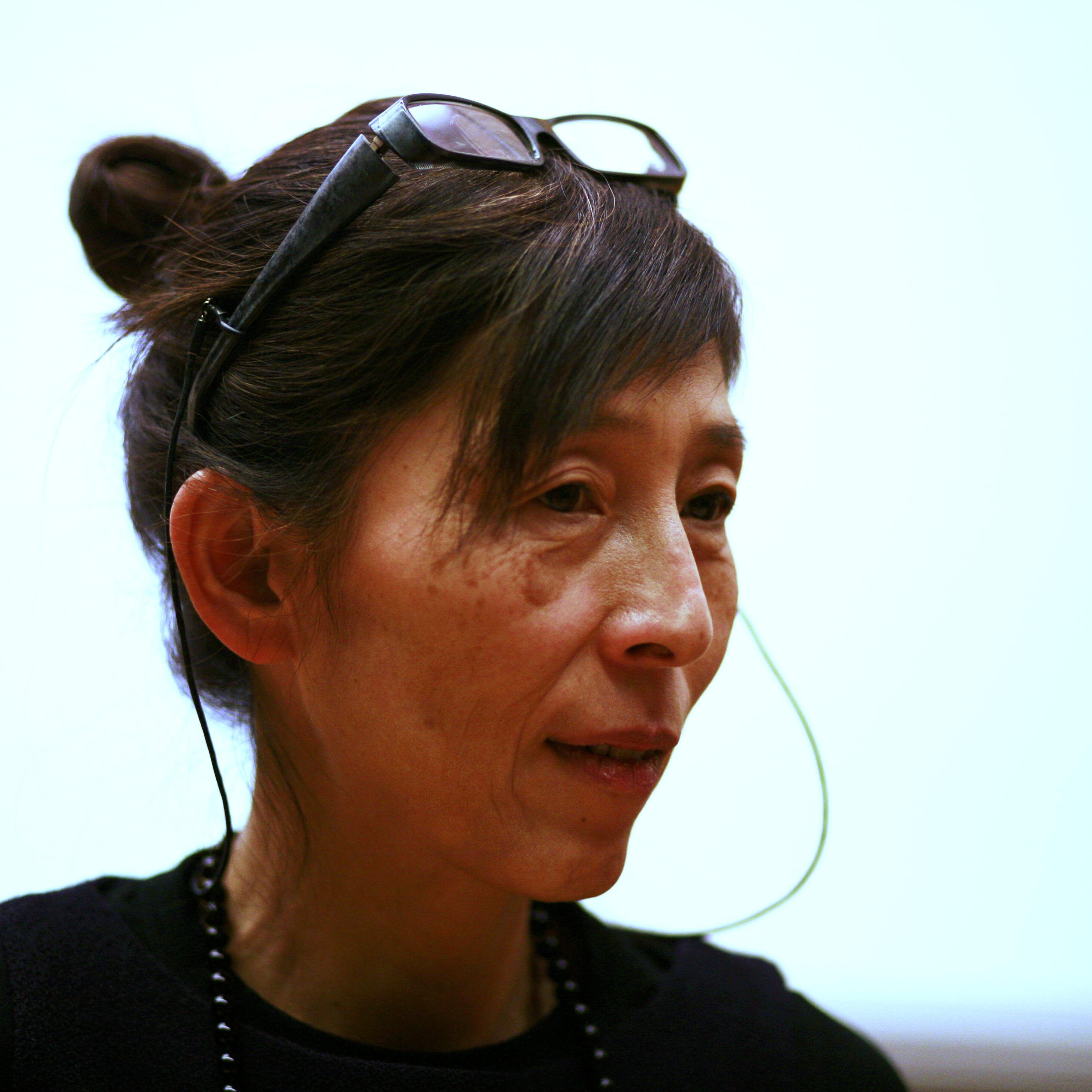 Kazuyo Sejima al Politecnico di Milano
