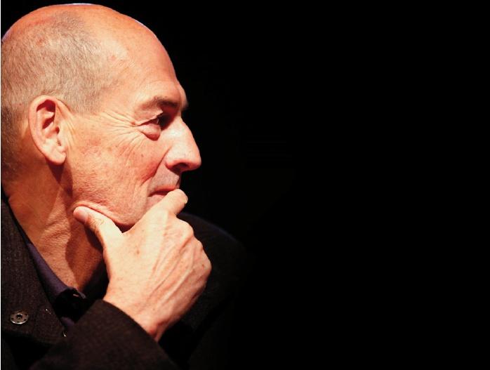 Rem Koolhaas in Triennale