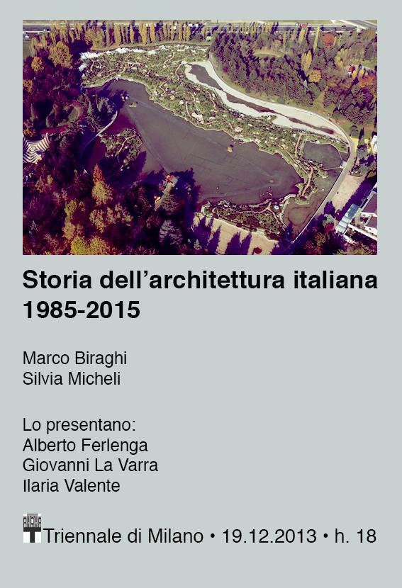 PRESENTAZIONE STORIA DELL'ARCHITETTURA ITALIANA