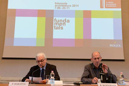 Fundamentals  - Conferenza stampa