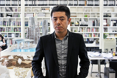 The New Generation of Chinese Architects: Ma Yansong