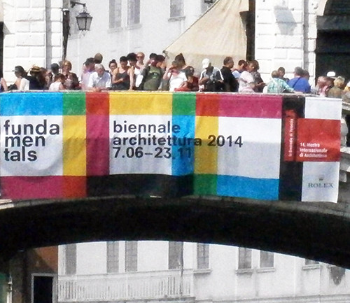 14. Mostra Internazionale di Architettura a Venezia