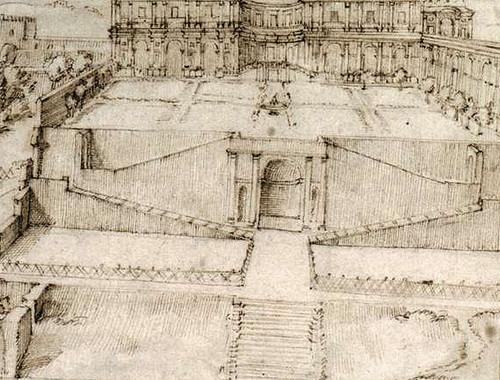 BRAMANTE lectio magistralis di Paolo Portoghesi | a Roma