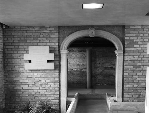 SCREENING ARCHITECTURE. L'architettura di Carlo Scarpa a Venezia