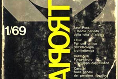 Manfredo Tafuri: storia e sviluppo capitalistico