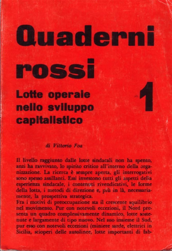 quaderni rossi