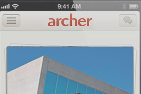 Sexy buildings #1 - ARCHER