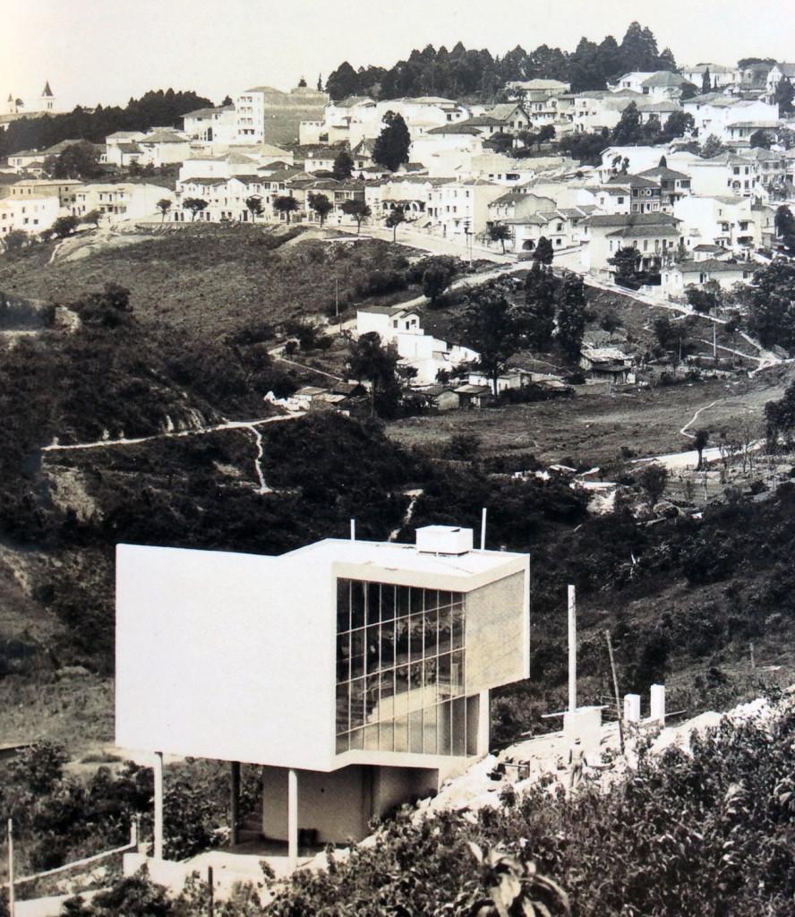 Casa Czapski, San Paolo (1949)