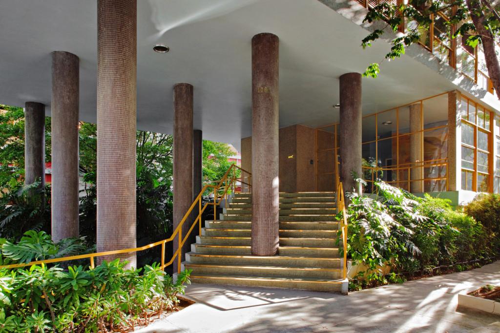Appartamenti Louveira, San Paolo (1946-1949)