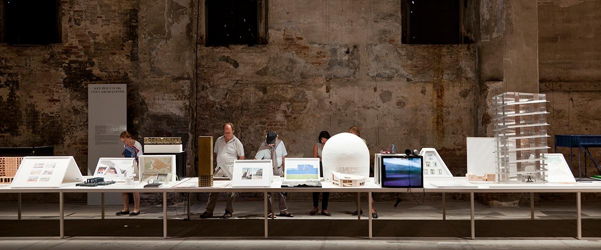 Collaborations di San Rocco, Biennale di Architettura di Venezia 2012, foto Giovanna Silva