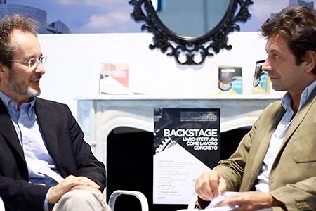 BACKSTAGE | Con Giancarlo Floridi
