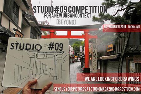 STUDIO#09 COMPETITION