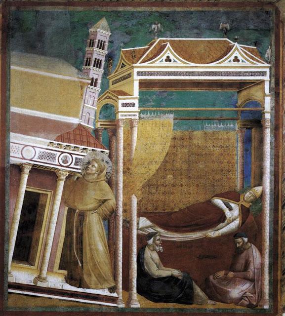 02. Giotto-Il sogno di innocenzo III Assisi-Basilica superiore