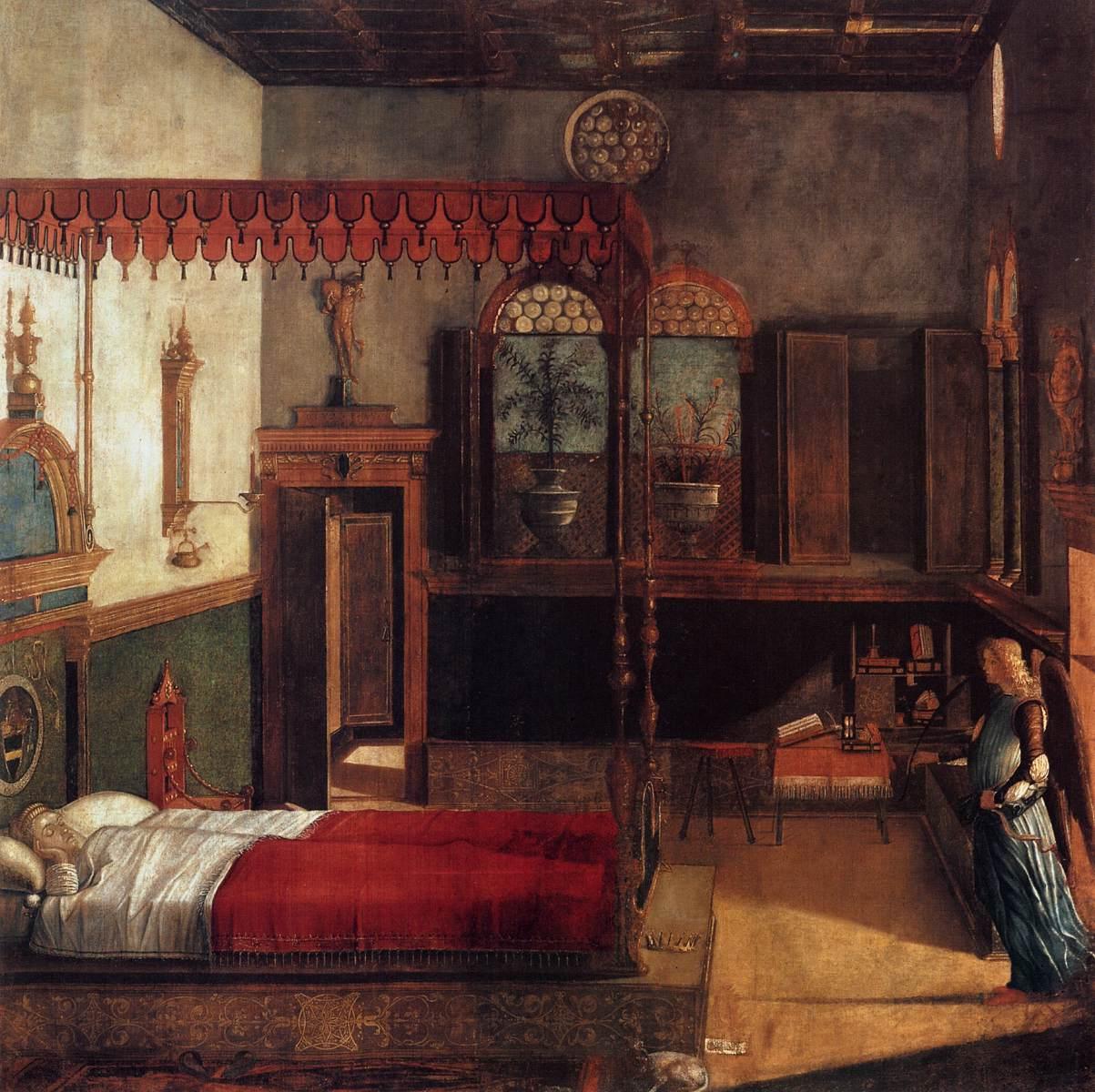 03. Vittore Carpaccio-Sogno di Sant'Orsola