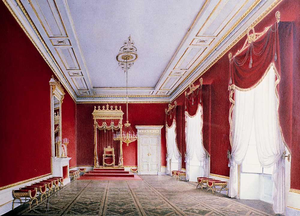 06. Giuseppe Naudin-Sala del trono-Fondazione Monte di Parma