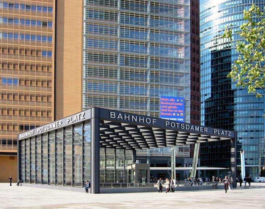 13. Potsdamer Platz-Berlin
