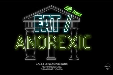 BURRASCA MAGAZINE #4 FAT / ANOREXIC