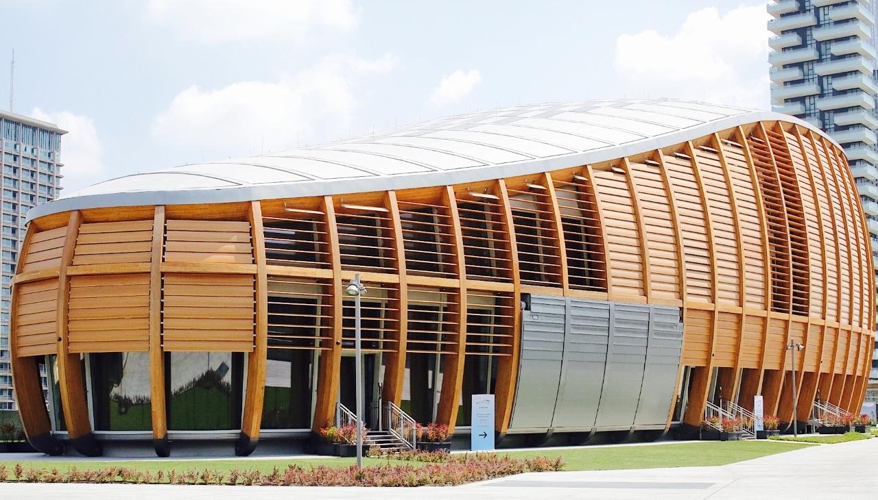 De Lucchi-UniCredit Pavilion