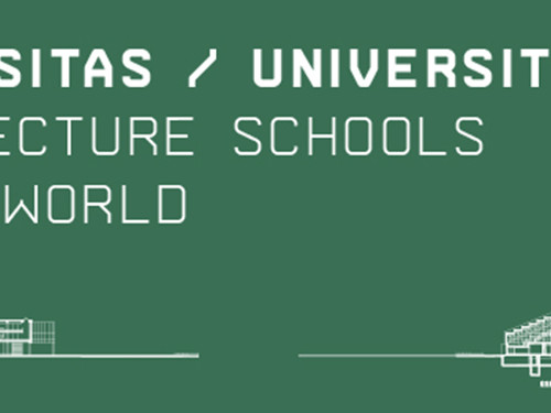 Universitas / Universities | Architecture Schools in the World