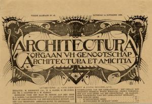 Architectura et Amicitia