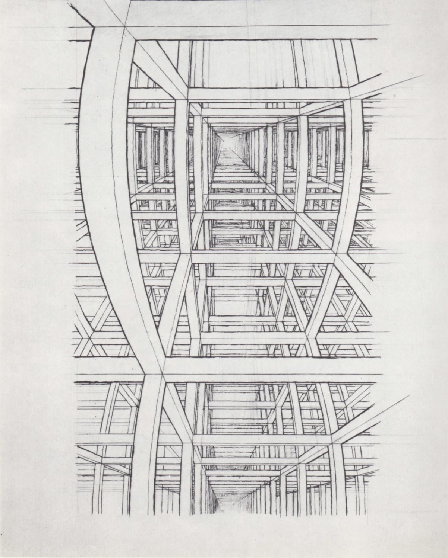 Escher-Casa di scale