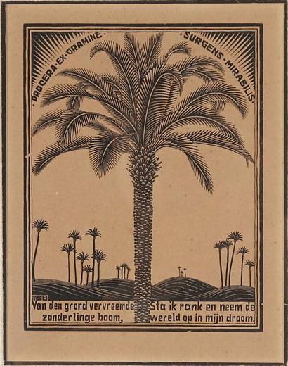 Escher-Emblemata palma