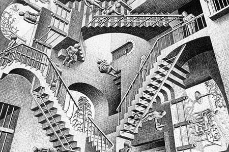 Quello che la mostra su Escher non vi dirà