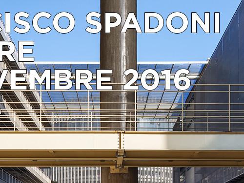Francisco Spadoni - Architettura nel palinsesto metropolitano