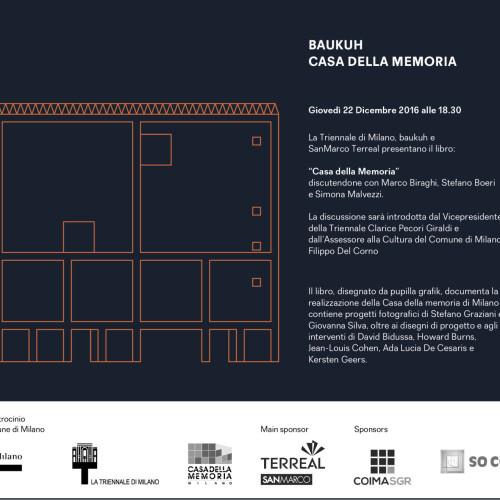 Baukuh - Casa della memoria
