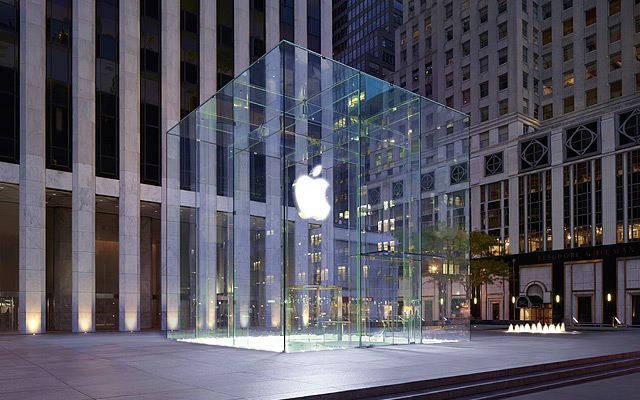 Apple Store - Manhattan