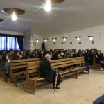 Lezione in Chiesa | ©Florencia Andreola